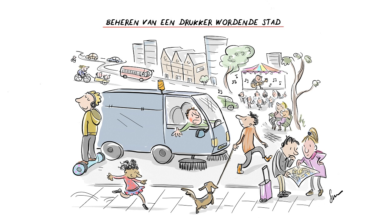 Gebruik en beleving openbare ruimte (verdichting)